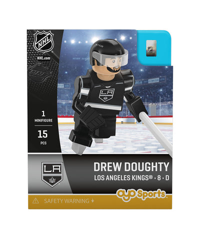OYO SPORTS LOS ANGELES KINGS DOUGHTY GEN 3 MINIFIGURE