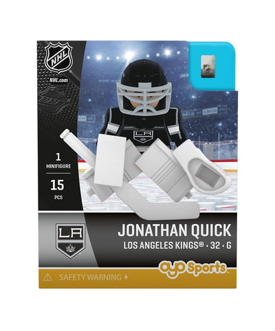 OYO SPORTS LOS ANGELES KINGS QUICK GEN 3 MINIFIGURE