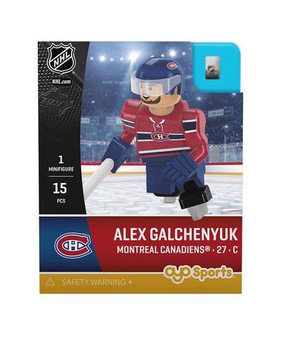 OYO SPORTS MONTREAL CANADIENS GALCHENYUK GEN 3 MINIFIGURE