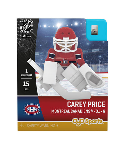 OYO SPORTS MONTREAL CANADIENS PRICE GEN 3 MINIFIGURE