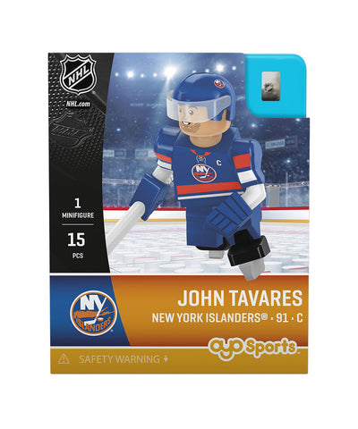OYO SPORTS NEW YORK ISLANDERS TAVARES GEN 3 MINIFIGURE