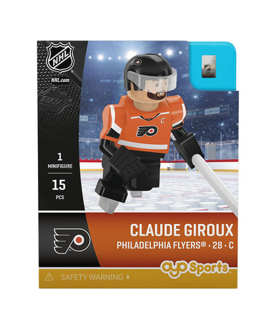 OYO SPORTS PHILADELPHIA FLYERS GIROUX GEN 3 MINIFIGURE