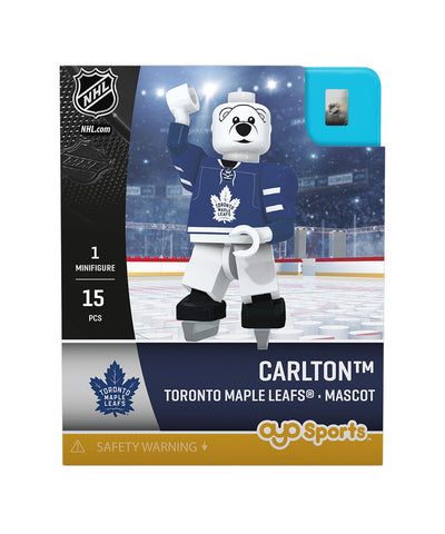 OYO SPORTS TORONTO MAPLE LEAFS CARLTON GEN 3 MINIFIGURE