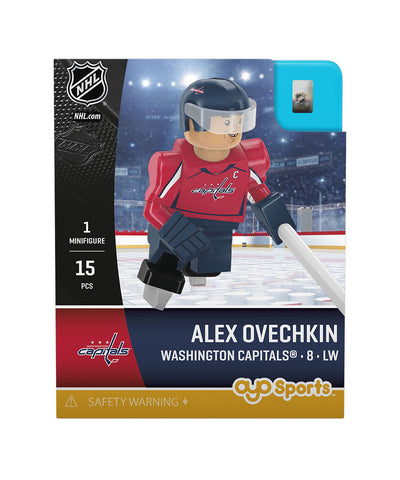 OYO SPORTS WASHINGTON CAPITALS OVECHKIN GEN 3 MINIFIGURE