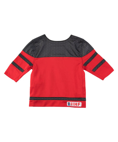NIKE TEAM CANADA 2016 REPLICA HOCKEY RED INFANT JERSEY