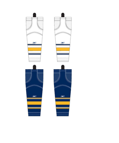 REEBOK EDGE BUFFALO INT HOCKEY SOCKS