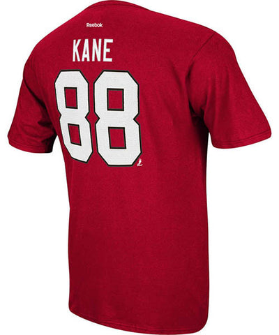 REEBOK CHICAGO BLACKHAWKS KANE #88 WOMEN'S T-SHIRT
