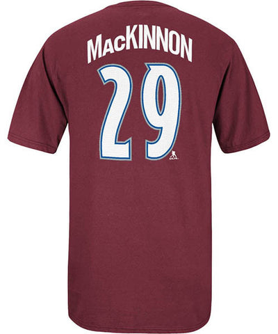 REEBOK COLORADO AVALANCHE MACKINNON #29 JR T-SHIRT