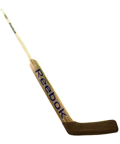 REEBOK PRO STOCK LUONGO SR HOCKEY GOALIE STICK