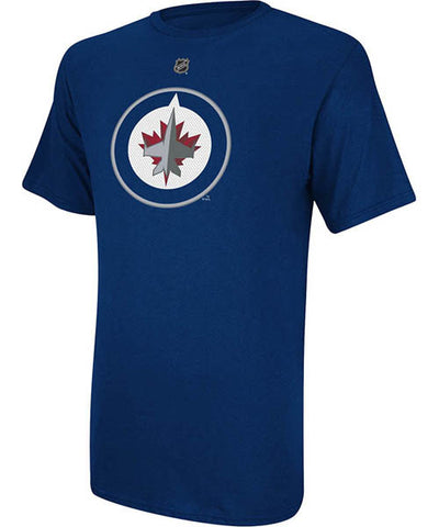 REEBOK WINNIPEG JETS TROUBA #3 SR T-SHIRT