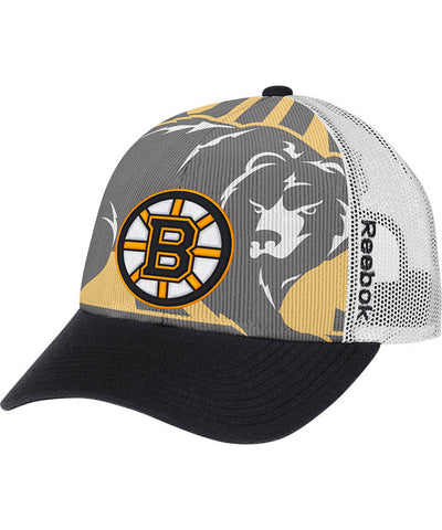 REEBOK DRAFT DAY 2014 BOSTON BRUINS JR CAP