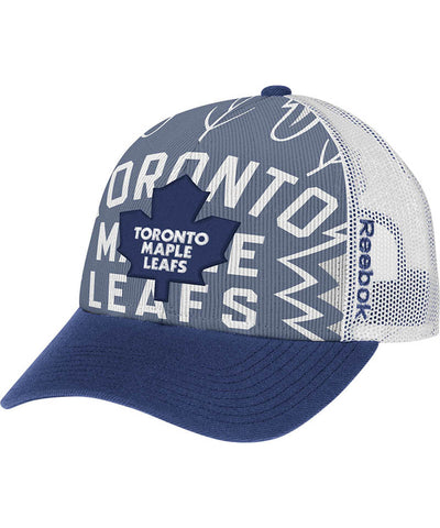 REEBOK DRAFT DAY 2014 TORONTO MAPLE LEAFS JR CAP
