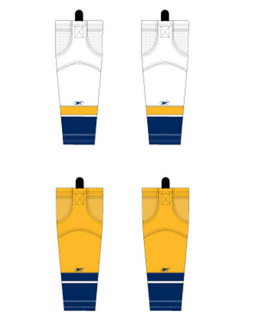 REEBOK EDGE NASHVILLE INT HOCKEY SOCKS