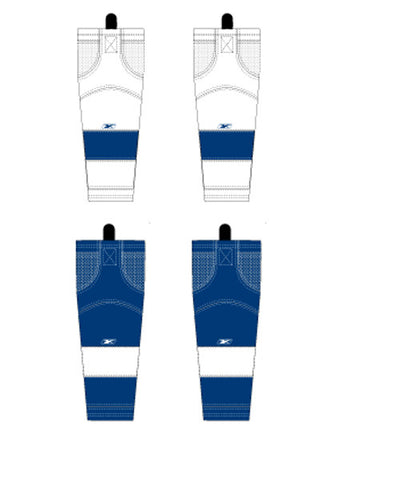 REEBOK EDGE TAMPA BAY SENIOR HOCKEY SOCKS