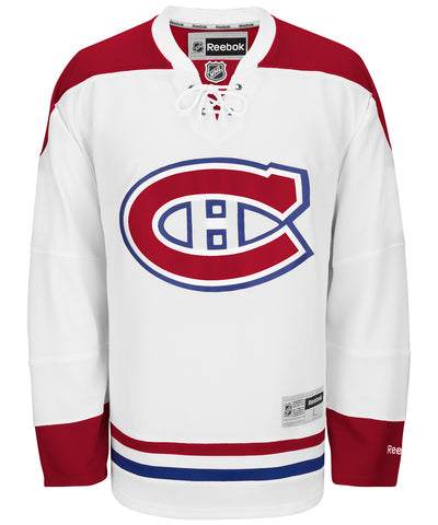 REEBOK MONTREAL CANADIENS SR AWAY JERSEY