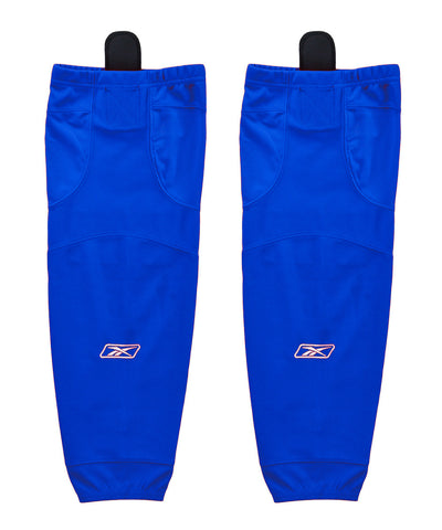 REEBOK EDGE SX100 INTERMEDIATE HOCKEY SOCKS ROYAL BLUE