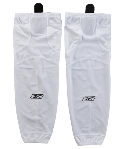 REEBOK EDGE SX100 INT HOCKEY SOCKS WHITE