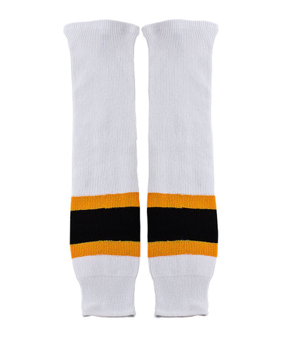 CCM S100 SR HOCKEY SOCKS BOSTON BRUINS