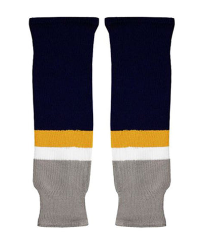 CCM S100 SR HOCKEY SOCKS BUFFALO SABRES