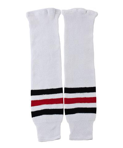 CCM S100 JR HOCKEY SOCKS CHICAGO BLACKHAWKS