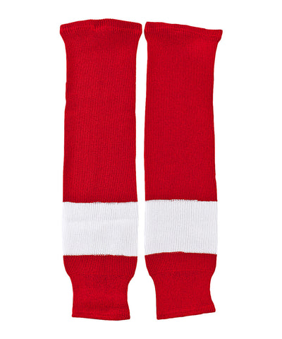 CCM S100 SR HOCKEY SOCKS DETROIT RED WINGS