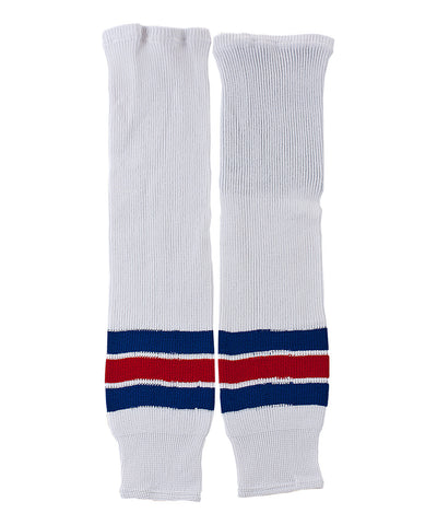 CCM S100 JUNIOR HOCKEY SOCKS NEW YORK RANGERS