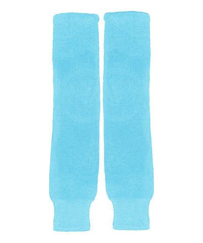 CCM S100 SENIOR HOCKEY SOCKS SKY BLUE