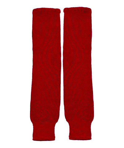 CCM S100 JR HOCKEY SOCKS RED