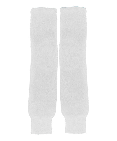 CCM S100 SR HOCKEY SOCKS WHITE