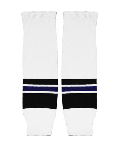 CCM S100 SENIOR HOCKEY SOCKS LIGHTNING