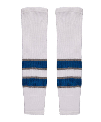 CCM S100 JUNIOR HOCKEY SOCKS WINNIPEG JETS