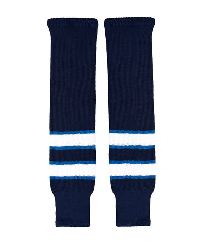 CCM S100 JR HOCKEY SOCKS WINNIPEG JETS