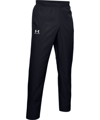 UNDER ARMOUR MEN'S VITAL II WOVEN PANTS - BLACK