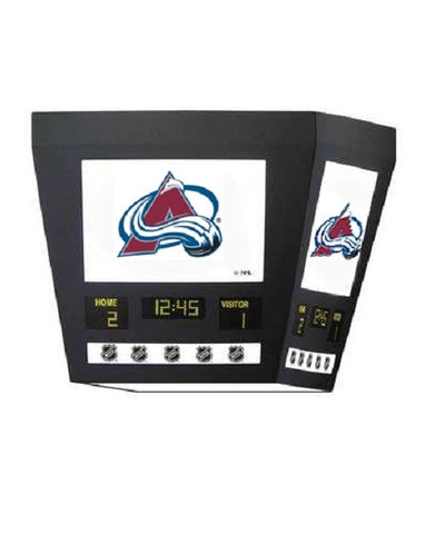 COLORADO AVALANCHE SCOREBOARD LIGHT