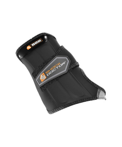 SHOCK DOCTOR WRIST SLEEVE-WRAP SUPPORT