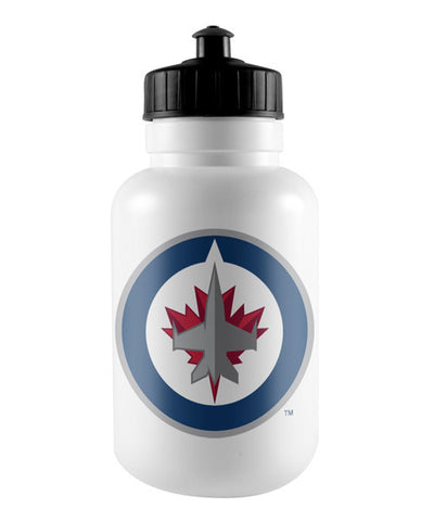 SHER-WOOD WINNIPEG JETS WATER BOTTLE