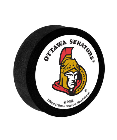 SHER-WOOD OTTAWA SENATORS MINI FOAM PUCK