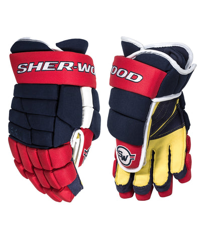 SHER-WOOD BPM 120 SR HOCKEY GLOVES