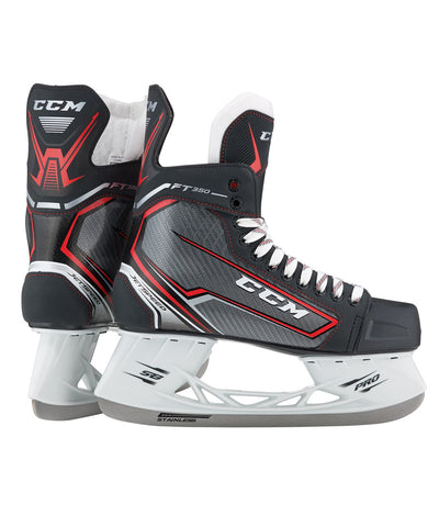 CCM JETSPEED FT350 JR HOCKEY SKATES