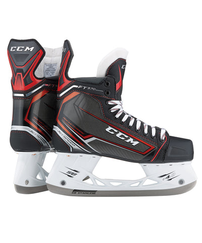CCM JETSPEED FT370 JUNIOR HOCKEY SKATES