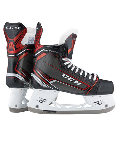CCM JETSPEED FT380 JUNIOR HOCKEY SKATES