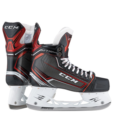 CCM JETSPEED FT390 JUNIOR HOCKEY SKATES