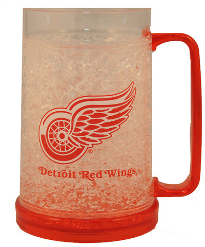 DETROIT RED WINGS FREEZER MUG