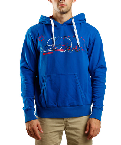 GONGSHOW BEAUTY BEARS MEN'S HOODY