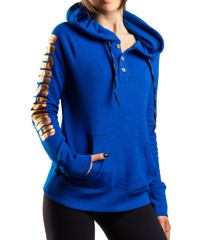 GONGSHOW BROZNED BEAUTY WOMEN'S HOODY