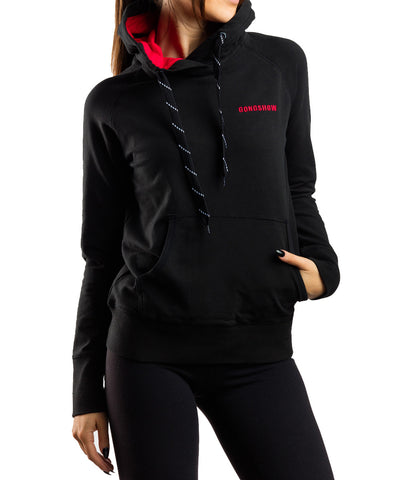 GONGSHOW TEAM WORK WOMEN'S HOODY
