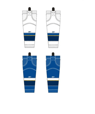 REEBOK EDGE ST.LOUIS SENIOR HOCKEY SOCKS