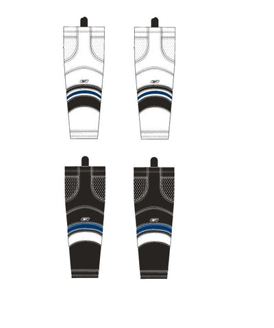 REEBOK EDGE TAMPA BAY 2010 INTERMEDIATE HOCKEY SOCKS