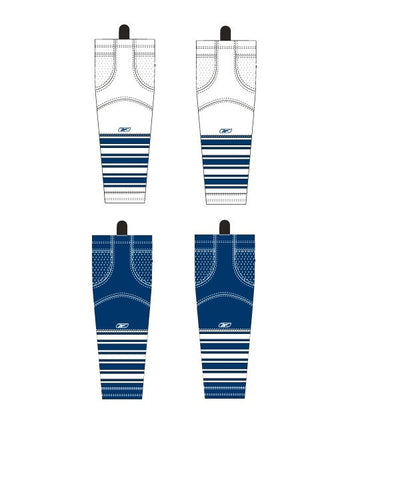 REEBOK EDGE TORONTO SENIOR HOCKEY SOCKS