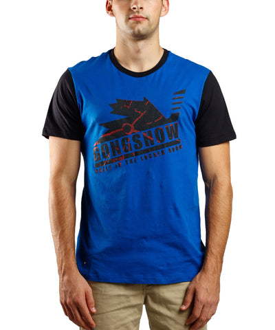 GONGSHOW CRACKED ICE MEN'S T-SHIRT
